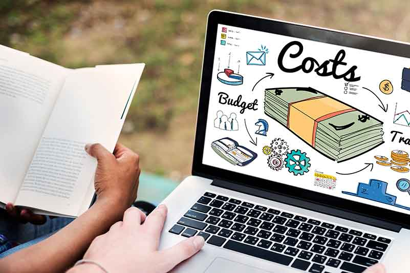 Costs and Budget graphic